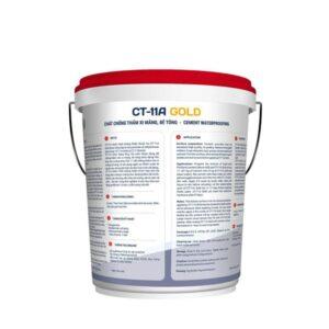chất chống thấm xi măng bê tông kova ct-11a gold