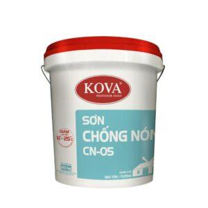 sơn chống nóng hệ nước kova cn-05