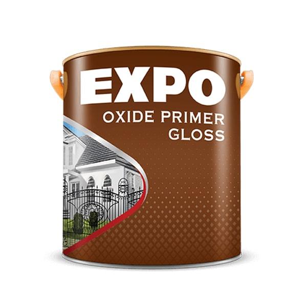 sơn chống rỉ expo oxide primer gloss