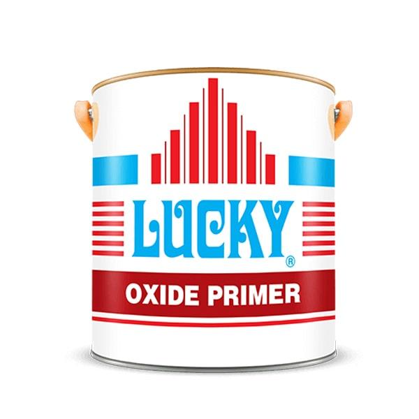 sơn chống rỉ lucky oxide primer
