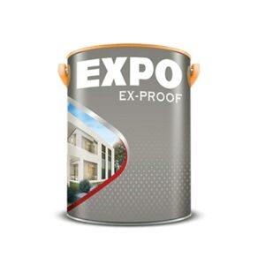 sơn chống thấm pha xi măng expo ex proof