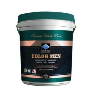 sơn chống thấm màu ngoại thất color men