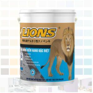 Sơn Kháng Kiềm Nano Lions Đặc Biệt Cao Cấp
