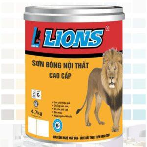 Sơn Lions – Sơn Bóng Nội Thất Cao Cấp