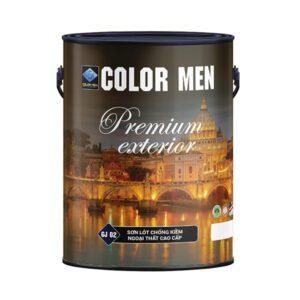 sơn lót chống kiềm ngoại thất color men cao cấp