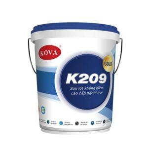 Sơn lót kháng kiềm ngoại thất Kova K209 Gold