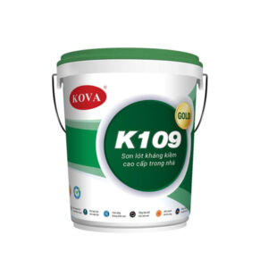 Sơn lót kháng kiềm cao cấp trong nhà Kova K109 gold