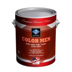 sơn mịn nội thất cao cấp color men