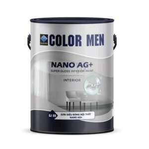 sơn siêu bóng nội thất colormen