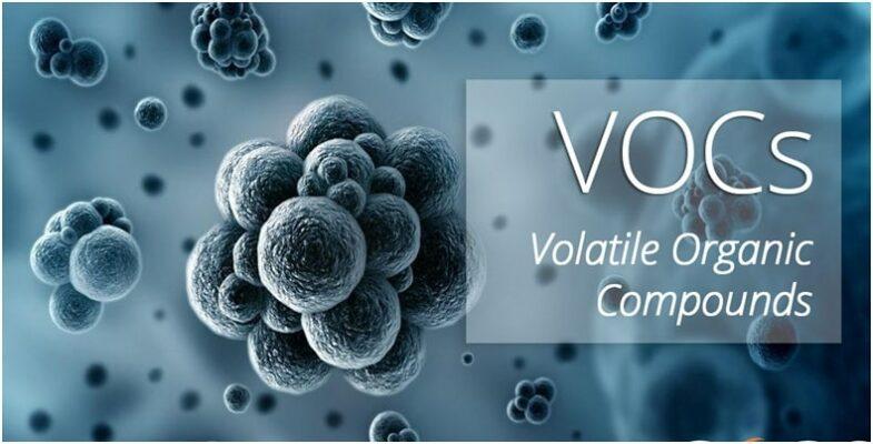 VOC - Volatile organic compounds