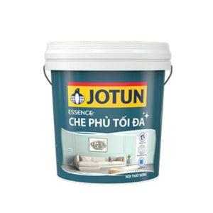 sơn nội thất jotun essence che phủ tối đa bề mặt bóng