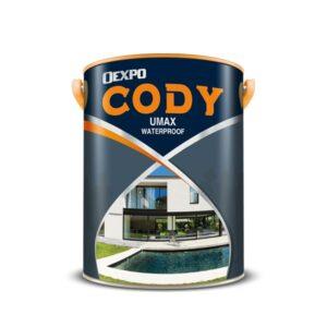 sơn chống thấm ngoài trời oexpo cody umax waterproof