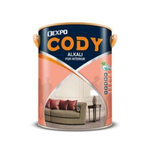 sơn lót chống kiềm nội thất Oexpo Cody Alkali For Interior