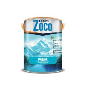 Sơn lót chống kiềm nội thất Oexpo Zoco Primer For Interior