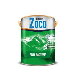 sơn bóng kháng khuẩn nội thất Oexpo Zoco Anti-bacteria